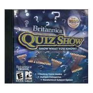 Britannica Quiz Show Software - EE719400