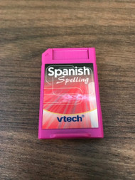 Tech Spanish Spelling Game Cartridge Includes Game Cartridge Only For - EE719442