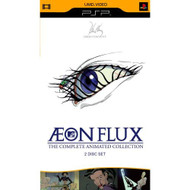 Aeon Flux: The Complete Animated Collection 2 Disc Set For PSP UMD - EE719448