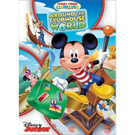 Disney Mickey Mouse Clubhouse: Around The Clubhouse World On DVD - EE719458