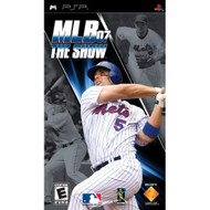 MLB 07: The Show Sony For PSP UMD Baseball - EE719470