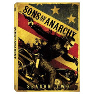 Sons Of Anarchy: Season 2 On DVD With Ron Perlman Drama - EE719493