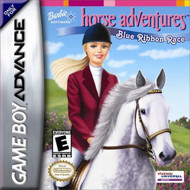 Barbie Horse Adventures: Blue Ribbon Race For GBA Gameboy Advance - EE557018