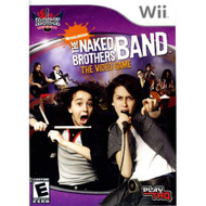 Naked Brothers Band For Wii And Wii U Action - EE521262