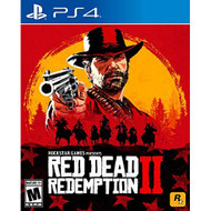 Red Dead Redemption 2 For PlayStation 4 PS4 - EE719507