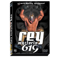 WWE: Rey Mysterio 619 On DVD Wrestling - EE719517