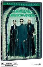 The Matrix Reloaded On DVD - EE719527