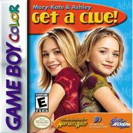 Mary-Kate And Ashley: Get A Clue On Gameboy Color - EE719556