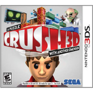 Crush 3D Nintendo For 3DS Puzzle - EE719562