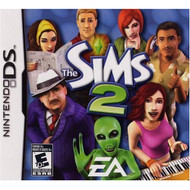 Sims 2 For Nintendo DS DSi 3DS 2DS RPG - EE719573
