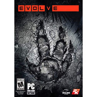 Evolve Game Brand New PC Software - EE719613