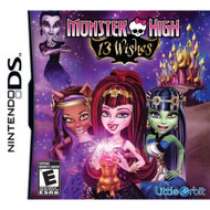 Monster High: 13 Wishes For Nintendo DS DSi 3DS - EE623416