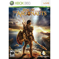 Rise Of The Argonauts For Xbox 360 Shooter With Manual and Case - EE635915