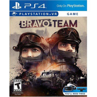 Bravo Team PlayStation VR For PlayStation 4 PS4 Shooter - EE719668