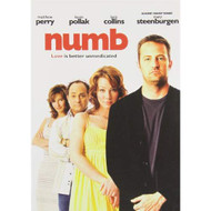 Numb With Matthew Perry On DVD - EE690995