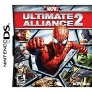 Marvel Ultimate Alliance 2 For Nintendo DS DSi 3DS 2DS RPG - EE719725