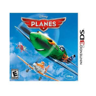 Disney Planes For 3DS With Manual and Case - EE719728