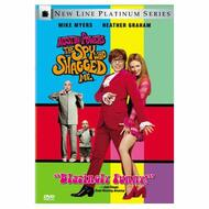 Austin Powers: The Spy Who Shagged Me Comedy On DVD - DD572806