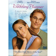 The Wedding Planner On DVD With Jennifer Lopez - EE719765