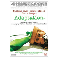 Adaptation Superbit Collection On DVD With Maggie Gyllenhaal - EE719776