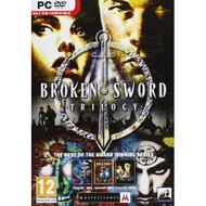 Broken Sword Trilogy UK Software - EE719786