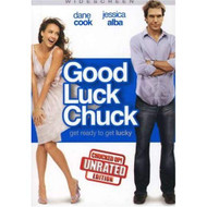 Good Luck Chuck Unrated Widescreen Edition On DVD With Dane Cook - DD577108