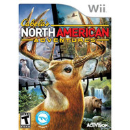Cabela's North American Adventures For Wii And Wii U Shooter - EE719806