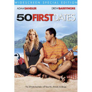50 First Dates Widescreen Special Edition On DVD With Rob Schneider - XX636205