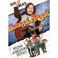 School Of Rock Comedy On DVD - EE324783