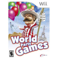 World Party Games For Wii And Wii U Arcade - EE719813