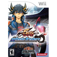 Yu-Gi-Oh! 5D'S Wheelie Breakers For Wii Flight - EE719815