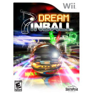 Dream Pinball 3D For Wii Arcade - EE719816