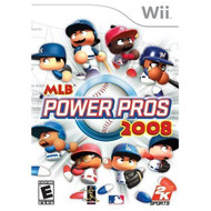 MLB Power Pros 2008 For Wii Baseball - EE719817