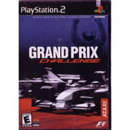 Grand Prix Challenge For PlayStation 2 PS2 With Manual and Case - EE719832