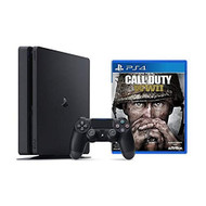 PlayStation 4 Slim 1TB Console Call Of Duty WWII Bundle - ZZ719840