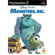 Disney Monsters Inc For PlayStation 2 PS2 - EE719843