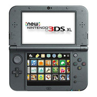 New Model Nintendo 3DS XL Black - ZZ719857