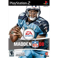 Madden NFL 08 For PlayStation 2 PS2 Football - EE719890