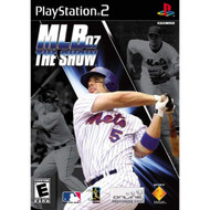MLB 07 The Show For PlayStation 2 PS2 Baseball - EE719891