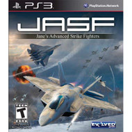 Jane's Advance Strike Fighters For PlayStation 3 PS3 Flight - EE523801