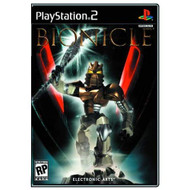 Bionicle For PlayStation 2 PS2 With Manual And Case - EE719935