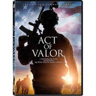 Act Of Valor On DVD With Roselyn Sanchez Action - EE530413