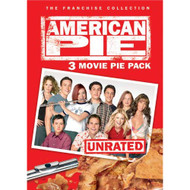 American Pie: 3 Movie Pie Pack The Franchise Collection On DVD With - EE719945