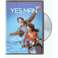 Yes Man Single-Disc Edition On DVD With Jim Carrey Comedy - DD576903