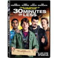 30 Minutes Or Less On DVD With Jesse Eisenberg Comedy - EE719949
