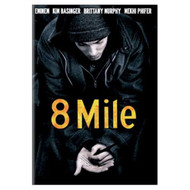 8 Mile Full Screen Edition On DVD - EE459072