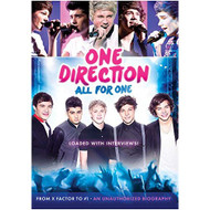 One Direction: All For One On DVD With Harry Styles - EE719950