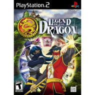 Legend Of The Dragon For PlayStation 2 PS2 RPG With Manual and Case - EE719954