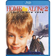 Home Alone 2: Lost In New York Blu-Ray On Blu-Ray With Gerry Bamman - EE719964