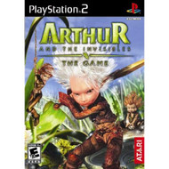 Arthur And The Invisibles For PlayStation 2 PS2 - EE719965